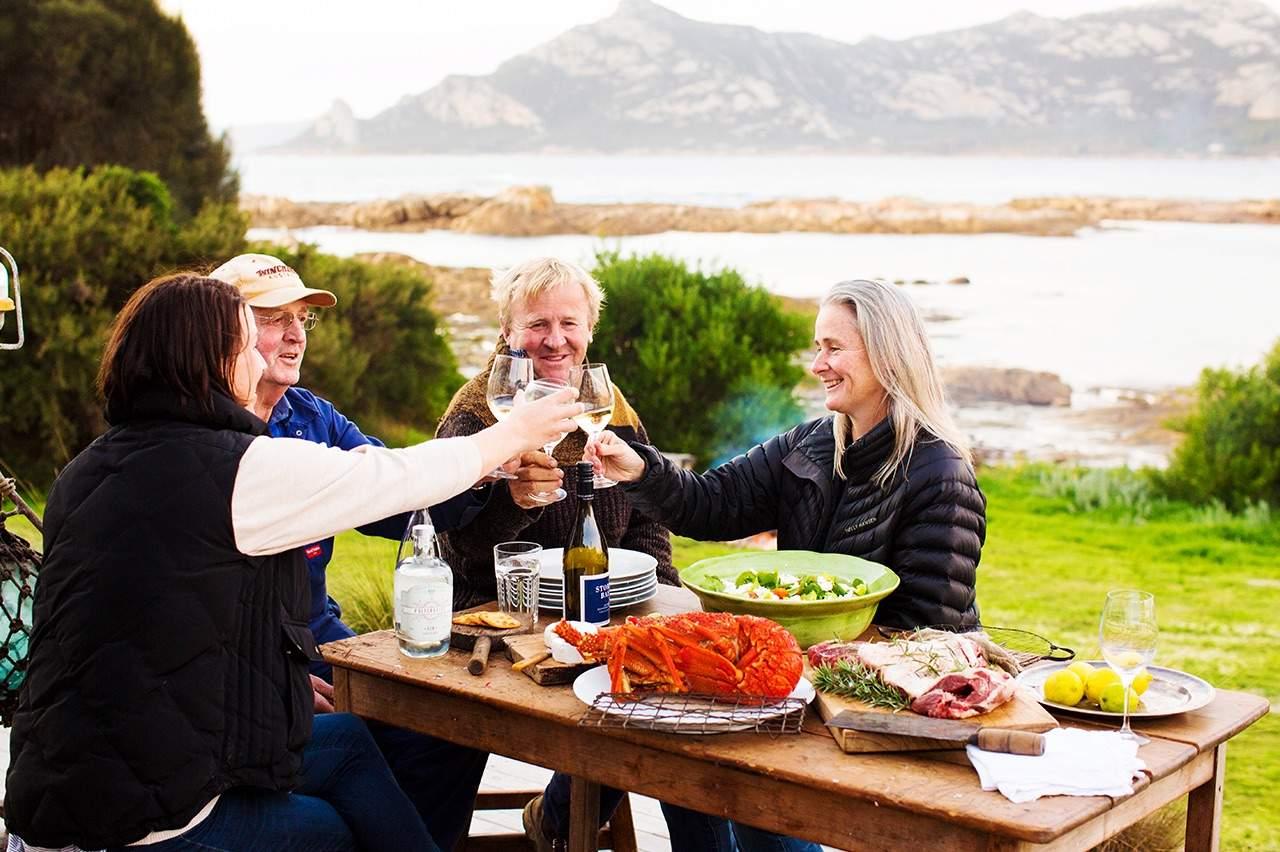 explore the events of flinders island